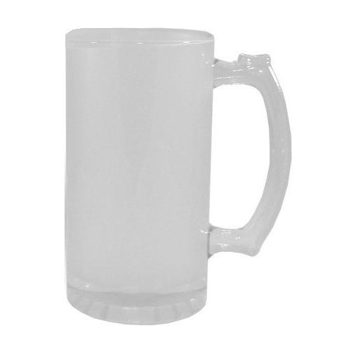 Üveg korsó 5 dl opálosított külsővel